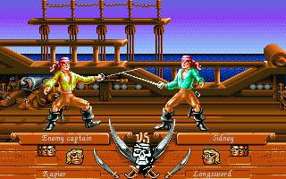 Pirates! Gold - MicroProse - Amiga, DOS, Genesis, Macintosh, Windows