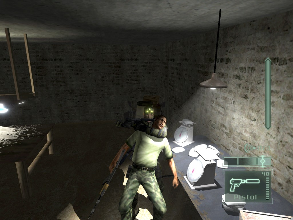 Tom Clancy's Splinter Cell: Pandora Tomorrow - Ubisoft - GameCube, PlayStation 2, PlayStation 3, Windows, Xbox