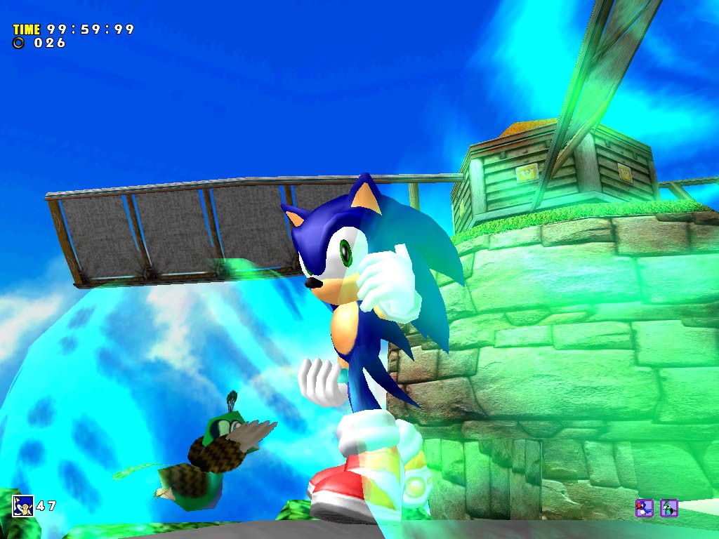 Sonic Adventures DX - SEGA