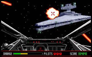Star Wars Rebel Assault - LucasArts - 3DO, DOS, Macintosh, SEGA CD