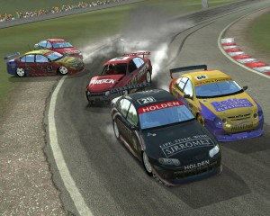 Pro Race Driver - Codemasters - PlayStation 2, Windows, Xbox