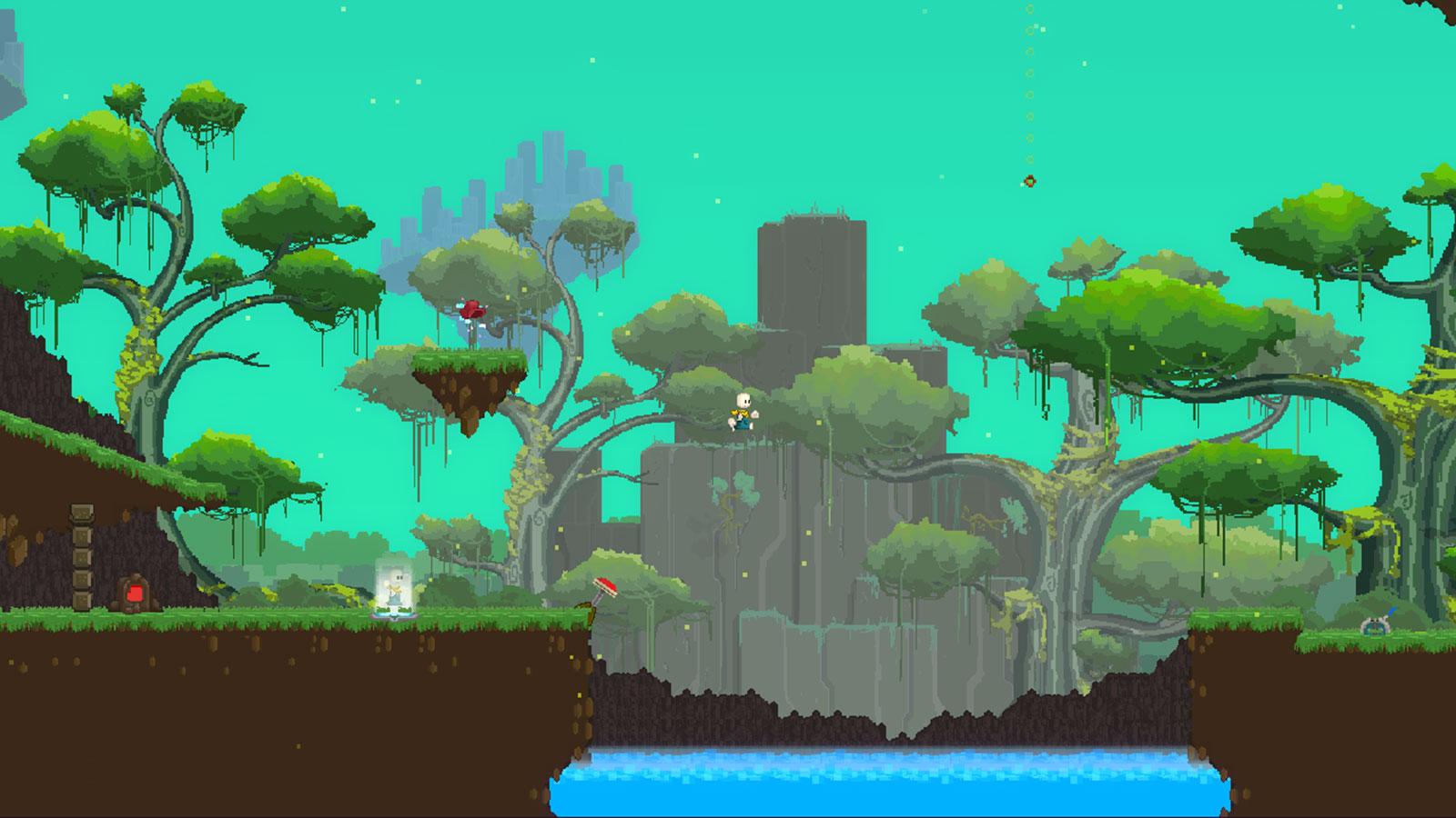 A Pixel Story, el día 30 en Steam