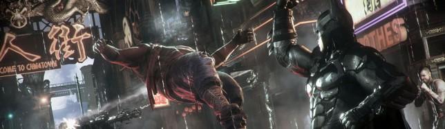 Batman Arkham Knight en GAME