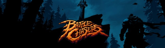 Battle Chasers es el nuevo proyecto del estudio de Joe Madureira, Airship Syndicate.