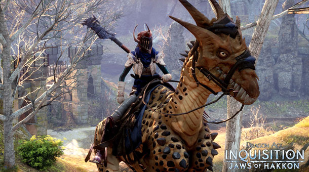 Fauces de Hakkon, DLC para Inquisition