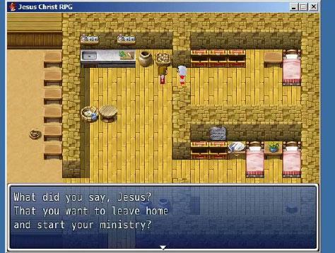 Jesus Christ RPG