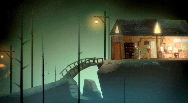 Oxenfree, de Night school Studio
