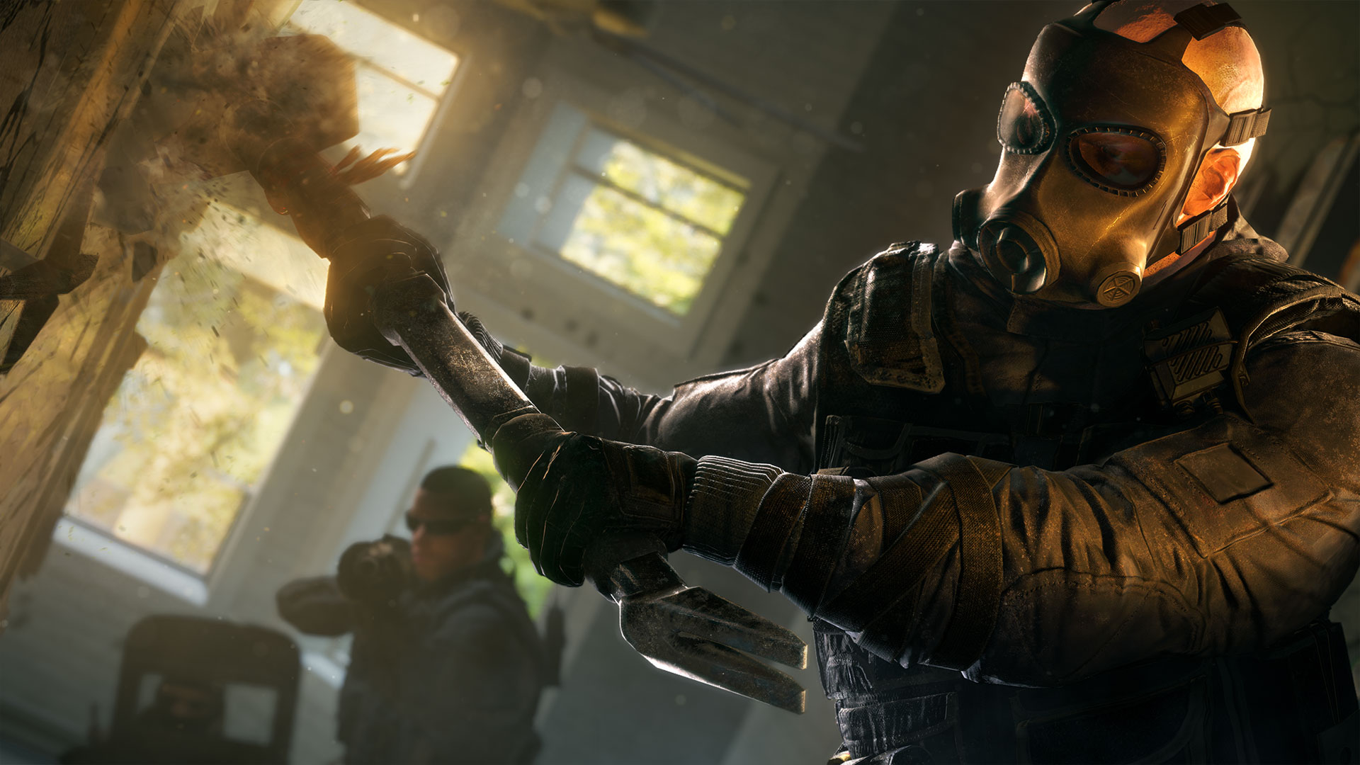 Agentes en Rainbow Six Siege