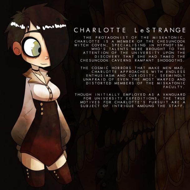 The Miskatonic es una aventura con toques de rol basada en la obra de H.P. Lovecraft.