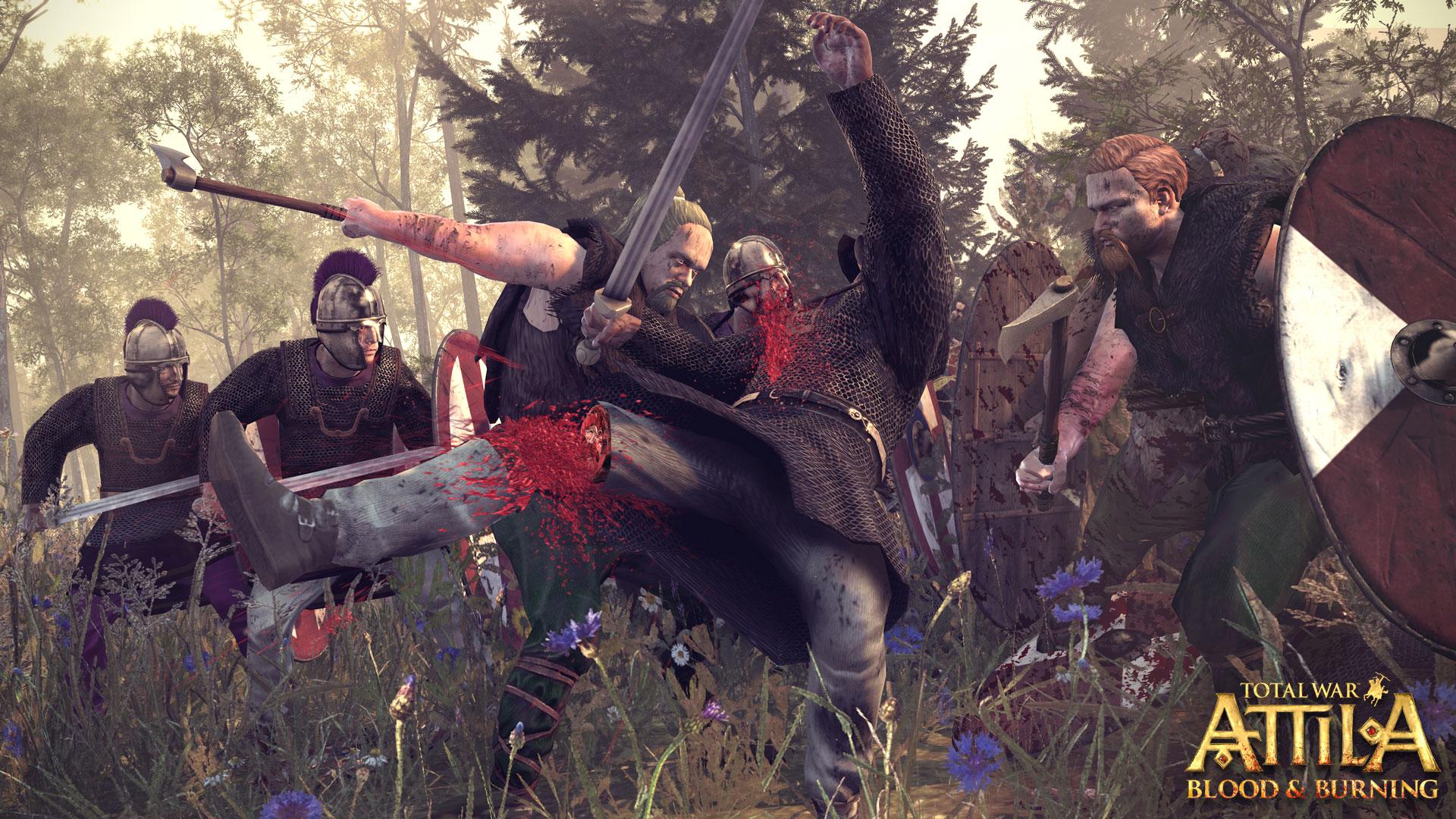 Total War Attila recibe dos nuevos DLC