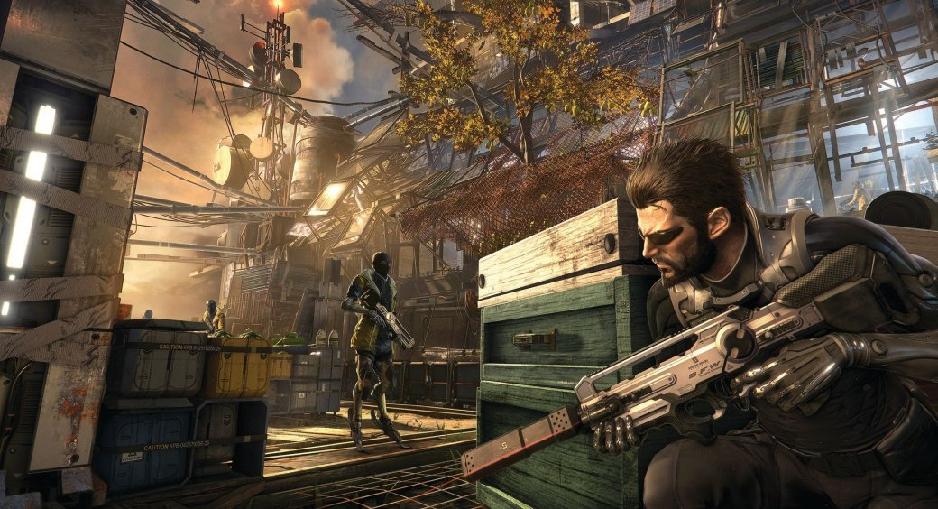 Deus Ex Mankind Divided (2)
