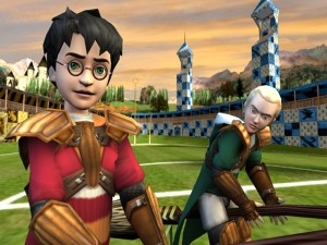 Harry Potter: Quidditch World Cup - EA