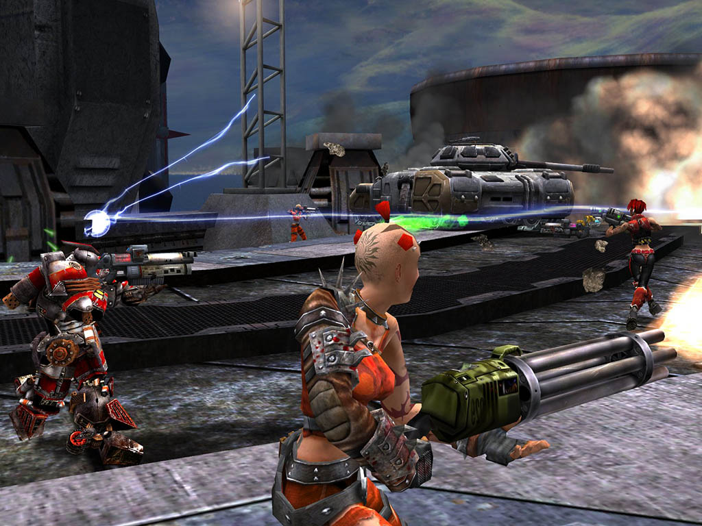 Unreal Tournament 2004 - Epic Games, Atari