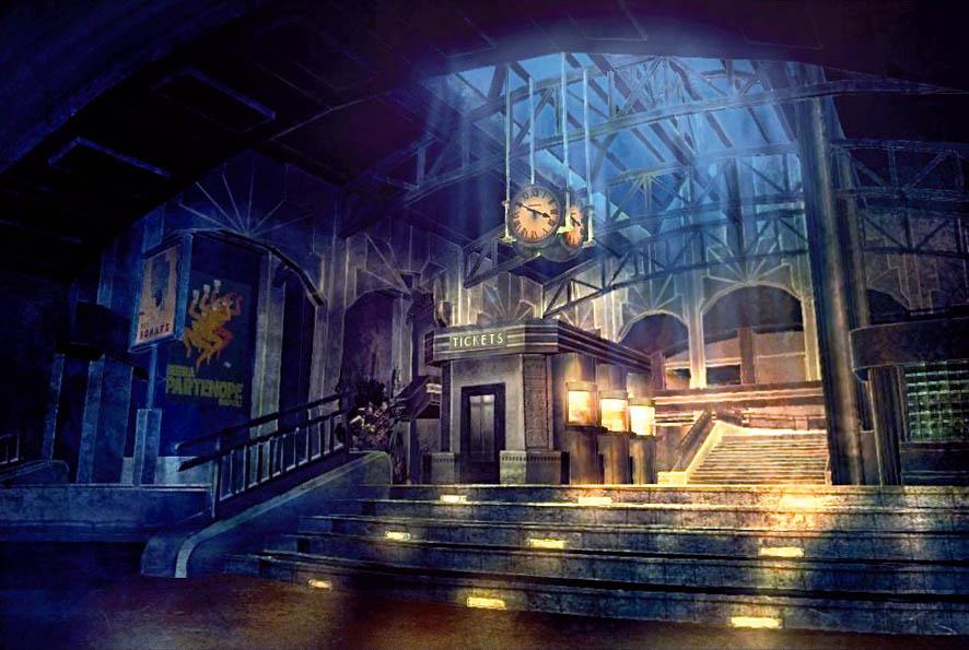 Taller Arte y Videojuegos - BioShock