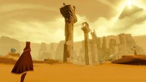 Taller Arte y Videojuegos - Journey