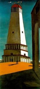 Taller Arte y Videojuegos - La Nostalgia de lo Infinito (1911, Chirico)