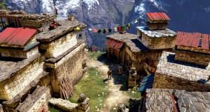 Taller Arte y Videojuegos - Uncharted 2 - resultado
