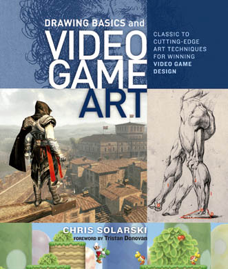 Taller Arte y Videojuegos -Drawing Basics and  Video Game Art