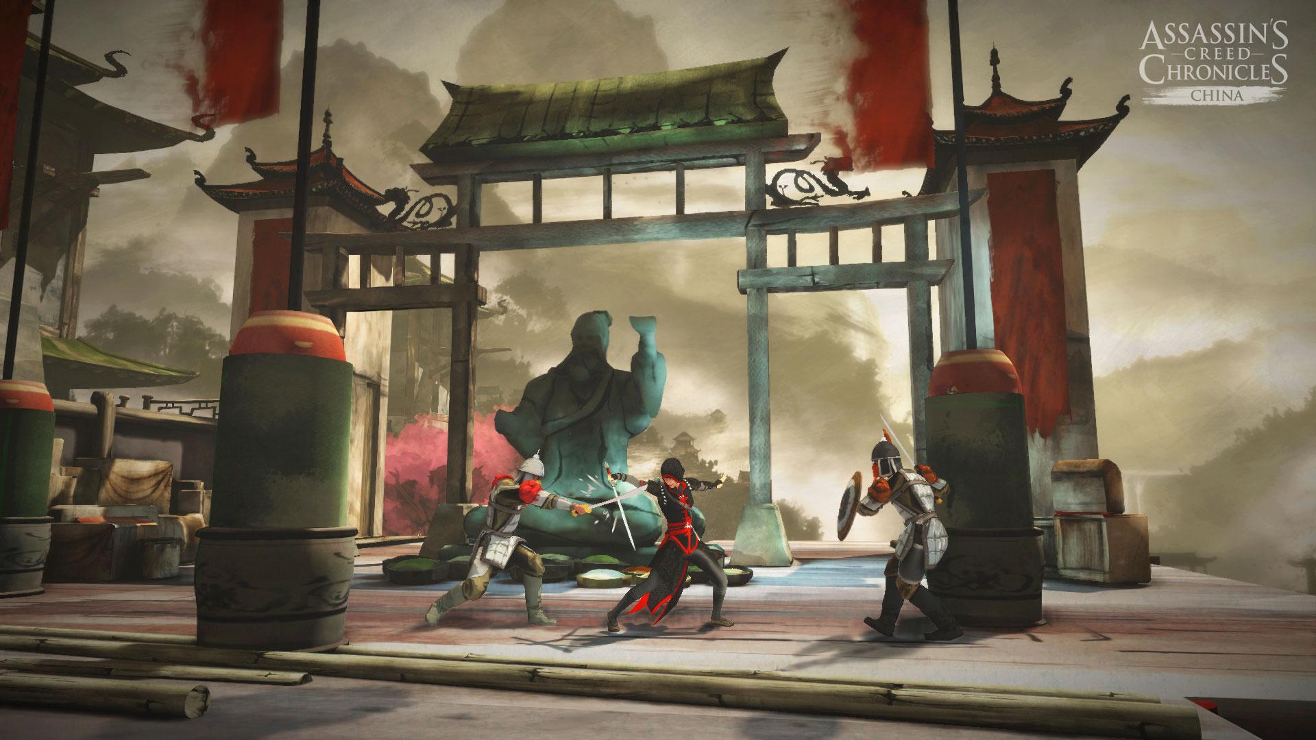 Assassin's Creed Chronicles llega el 22 de abril