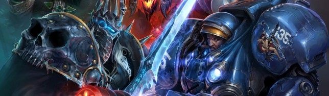 Consigue 5 claves de Heroes of the Storm en Micromanía