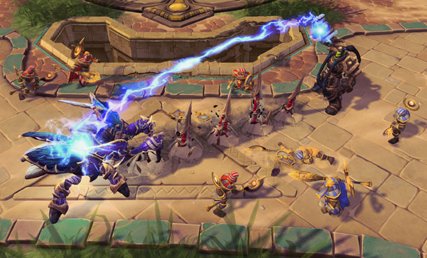 Consigue tus claves para la beta de Heroes of the Storm