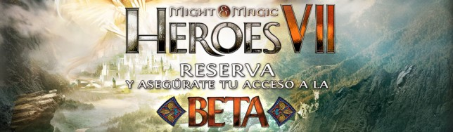Reserva Might &Y Magic Heroes VII y accede a la beta