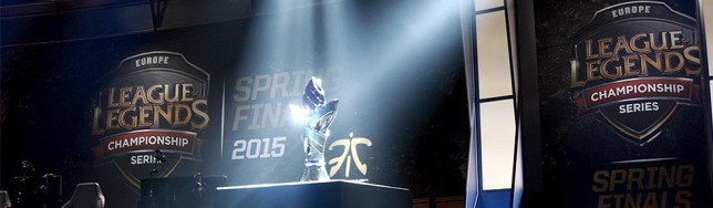 LCS Madrid 2015 - Campeonato League of Legends