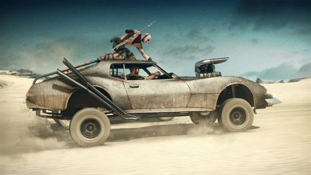 Mad Max estrena tráiler de jugabilidad