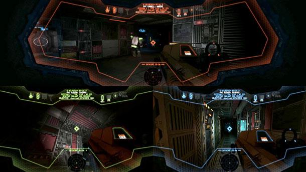 El multijugador de Space Beast Terror Fright será de lo más hilarante y espectacular.