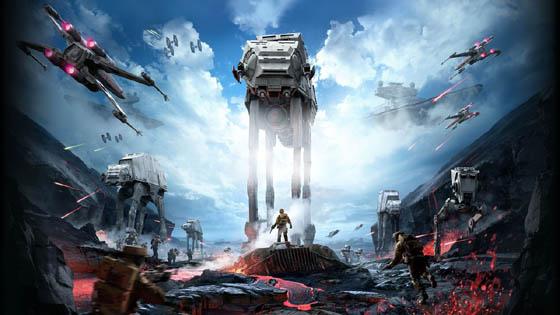 Os podéis imaginar que Star Wars Battlefront va a ser el lanzamiento más importante para EA de cara a la campaña navideña.