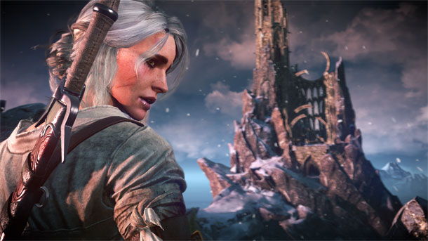The Witcher 3 estrena tráiler