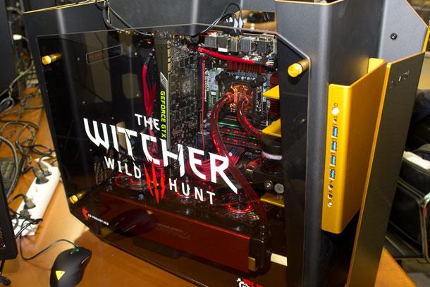 Aquí jugamos The Witcher 3