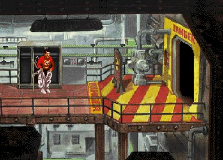 Beneath a Steel Sky - Revolution, Virgin - Amiga, DOS, Mac, Windows