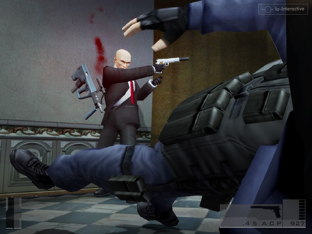 Hitman Contracts - IO Interactive, Eidos