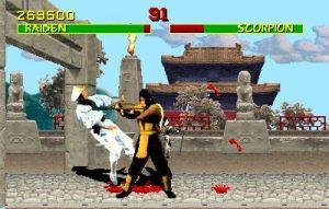 Mortal Kombat - Midway - Amiga, DOS, GB, Genesis, SEGA CD, Master System, SNES