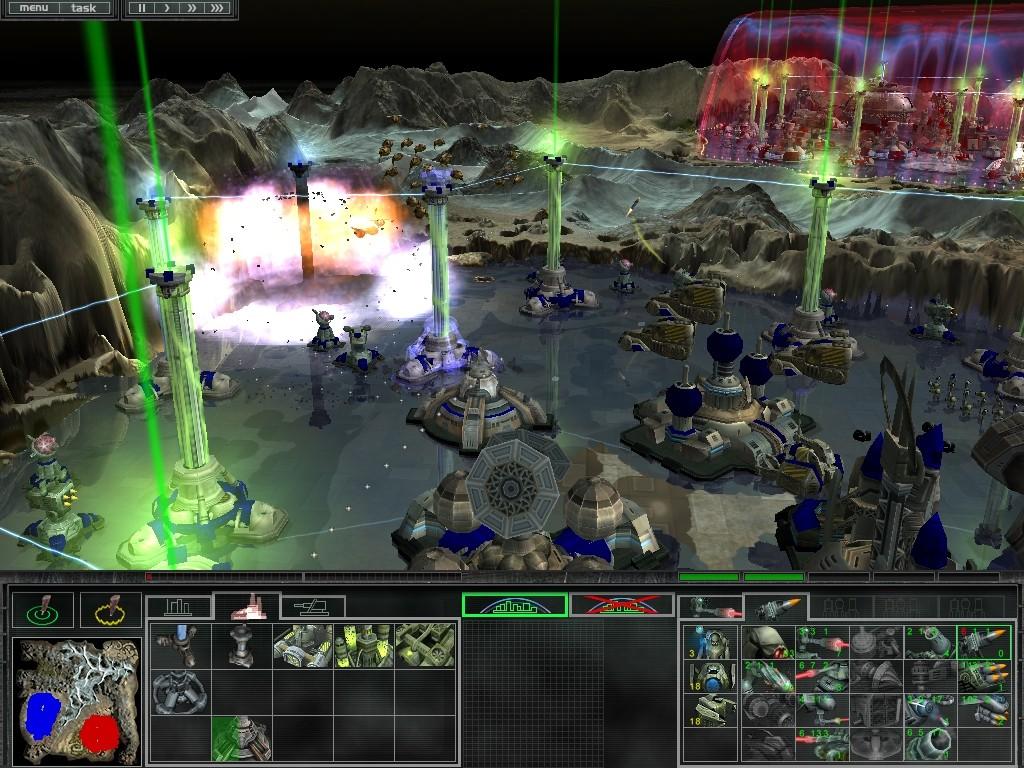 Perimeter - K-D Lab, Codemasters