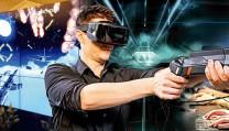 Dedicamos nuestro Taller, guiados por uno de los expertos de U-tad, a explorar los avances de la Realidad Virtual en los videojuegos y sus posibilidades.