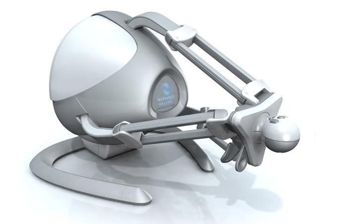 Taller - Realidad Virtual - Novint