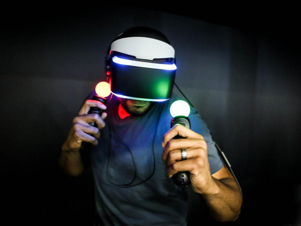 Taller - Realidad Virtual - Project Morpheus