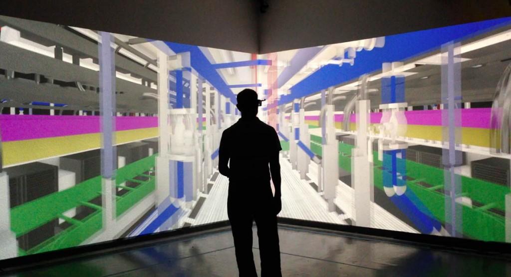 Taller - Realidad Virtual - Sistema Cave