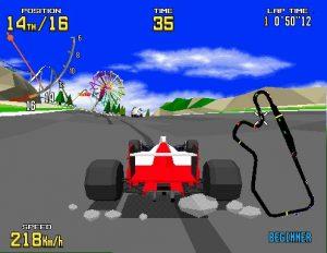 Virtua Racing - SEGA - Genesis, SEGA 32 X - Saturn