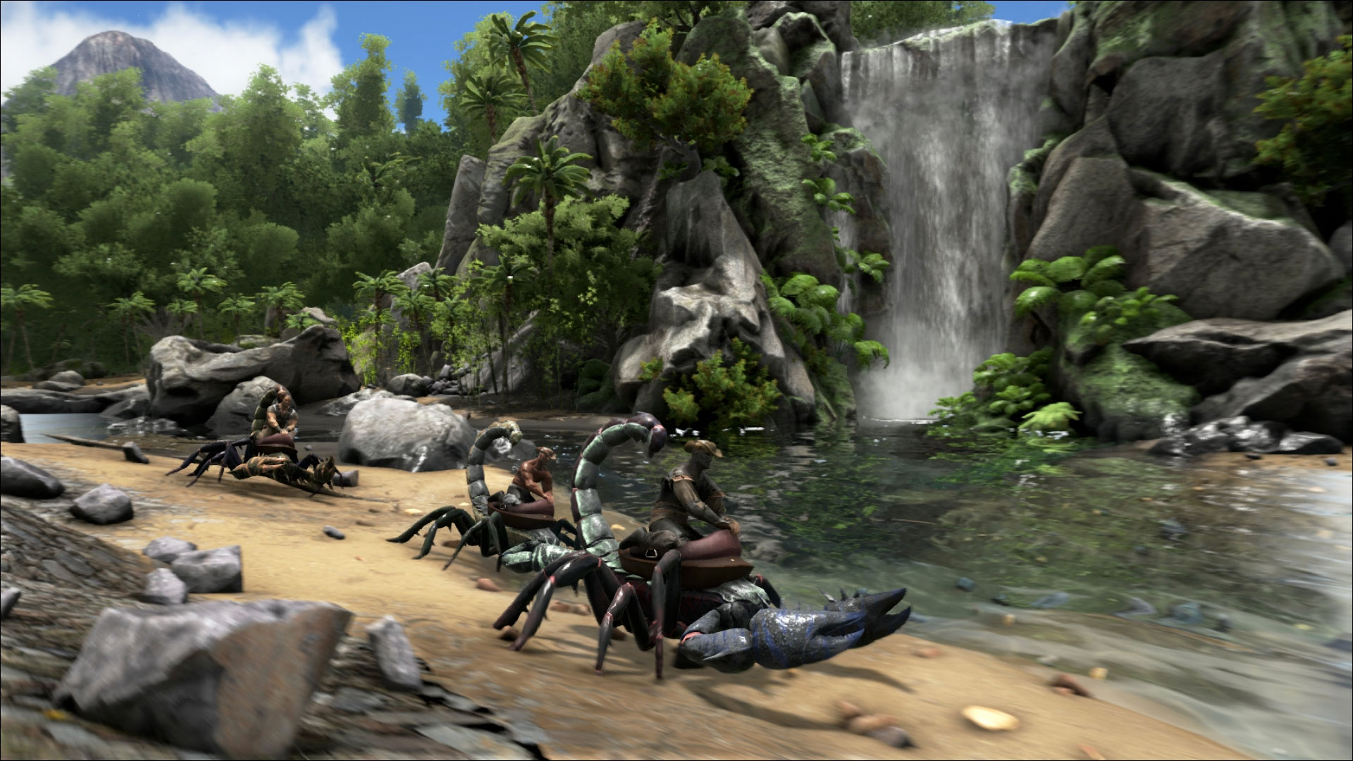 ARK Survival Evolved en acceso anticipado