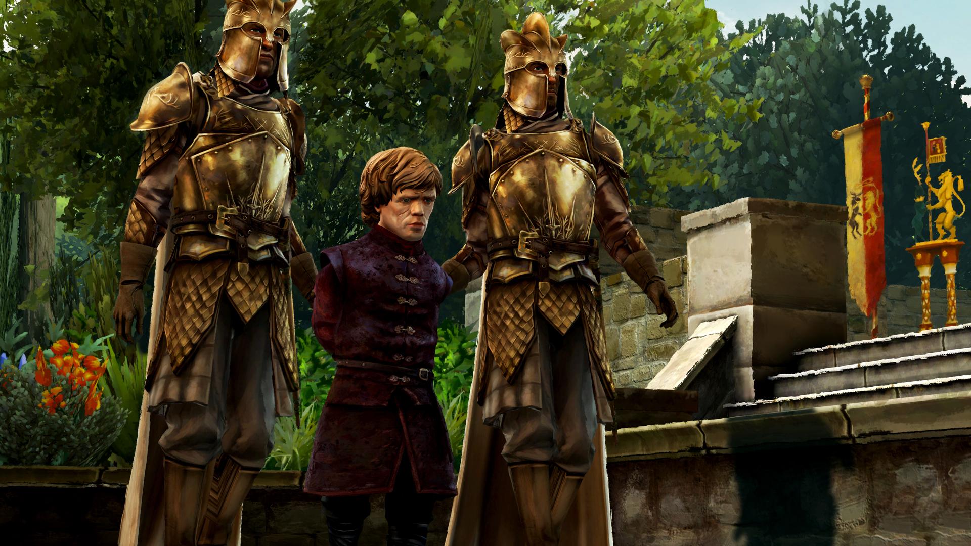 Telltale lleva bien los hechos de la serie y tienen preparada la segunda temporada de Game of Thrones.