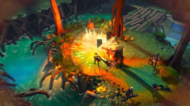 Massive Chalice es un juego de estrategia por turnos financiado por los jugadores.