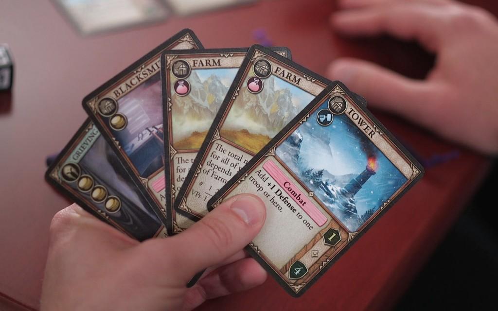 pillars of eternity cartas