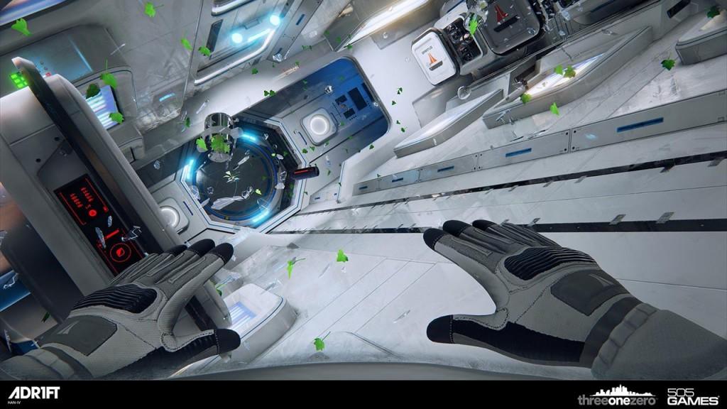 Adr1ft - E3 2015
