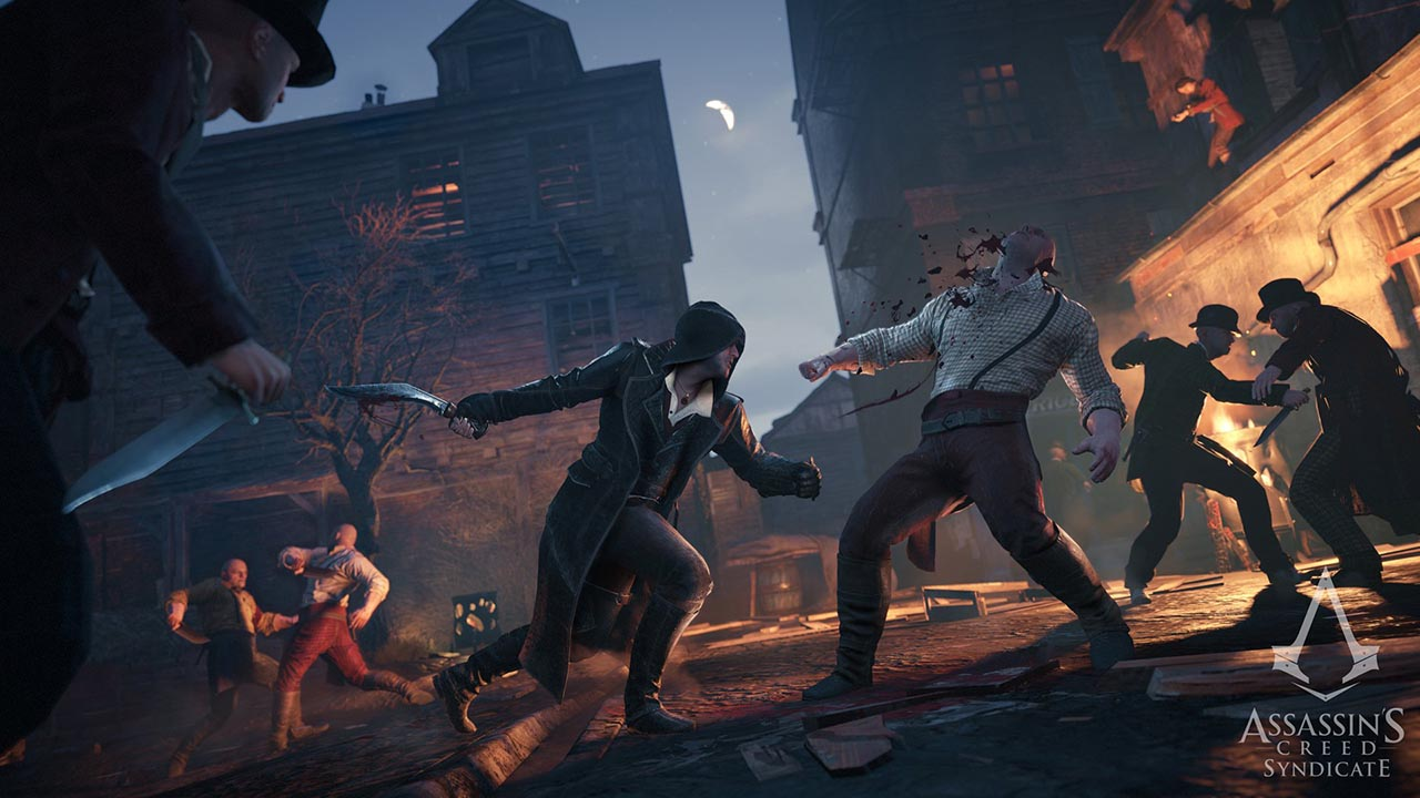 Assassin's Creed Syndicate - E3 2015