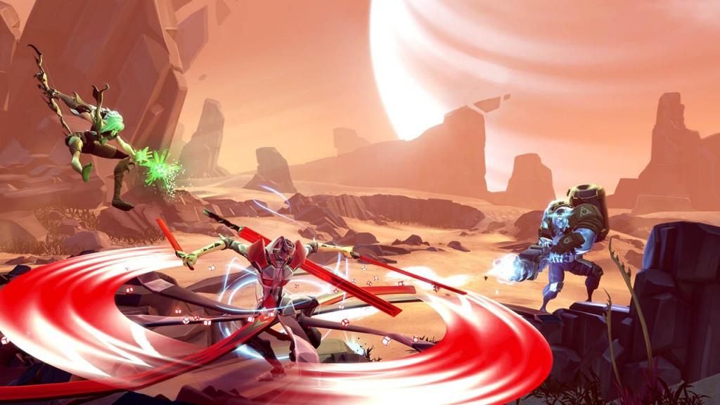 Battleborn - E3 2015