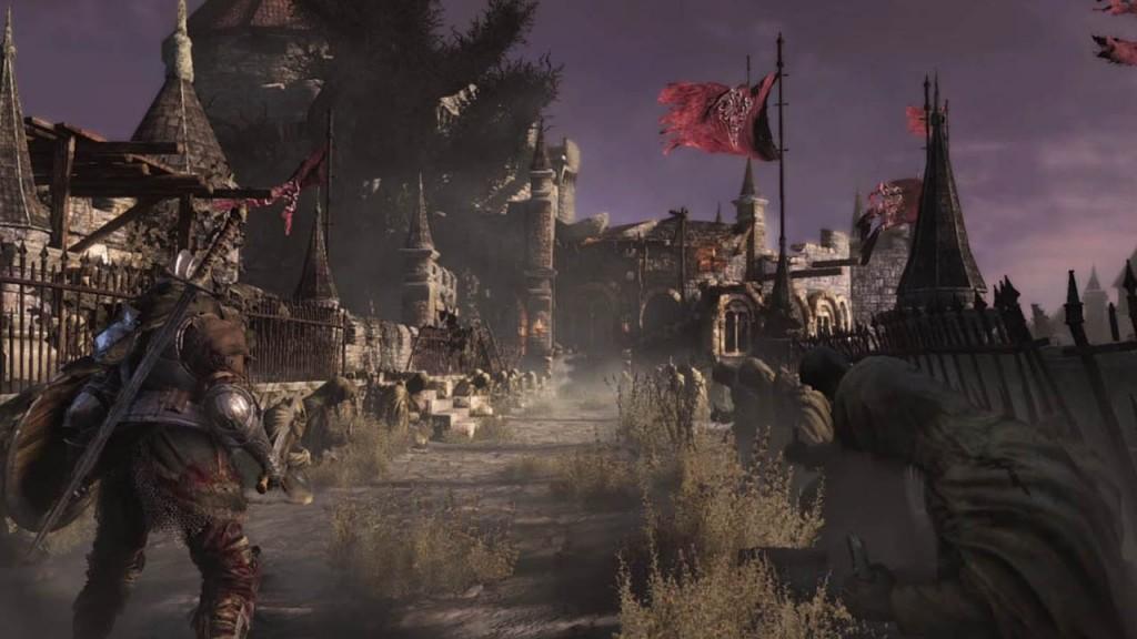 Dark Souls 3 - E3 2015