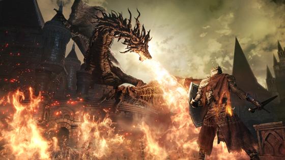 Dark Souls III luce fantástico gracias a el nuevo motor 'de nueva generación' de From Software y a los cambios en la jugabilidad.